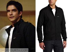 Scott McCall (Tyler Posey) wears this racer jacket in blackin this week's episode of Teen Wolf. It is theMembers OnlyModern Iconic Racer [...]