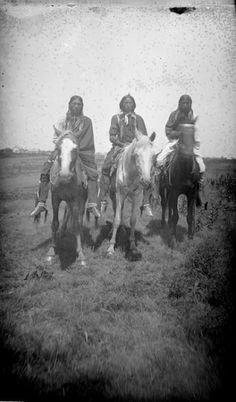 Kiowa men