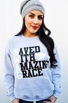 JCLU Forever Swag Sweatshirt (SheCandy)