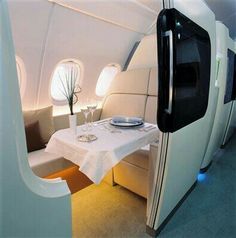 First Class, Emirates Airlines I can't even afford to fly economy class on this airline!