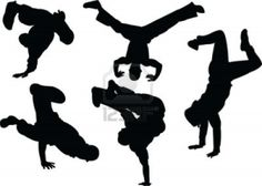 Break Dance..coolest form of dance :D