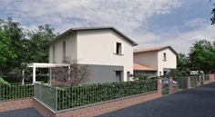 Villette Case, Aurora, Mansions, House Styles, Home Decor, Decoration Home, Manor Houses, Room Decor, Villas