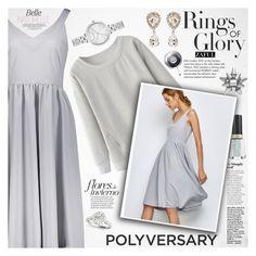 """Celebrate Our 10th Polyversary!"" by vanjazivadinovic ❤ liked on Polyvore featuring Revlon, Tiffany & Co., Dolce&Gabbana, Kate Spade, Martha Stewart, polyversary, contestentry, polyvoreeditorial and zaful"