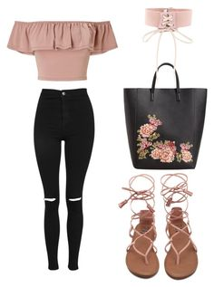 """Untitled #15"" by torimiller-ii on Polyvore featuring Miss Selfridge, Topshop, MANGO and Puma"
