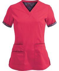 Stretch Scrubs and Spandex Scrubs at UniformAdvantage.com.