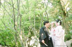 神戸 和装前撮り 結婚式写真(ロケーションフォト)