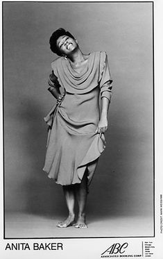 Anita Baker @ARTISTdirect