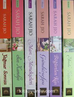 Sarah Jio Bestseller Seti (6 Kitap) -  Sarah Jio | Kitapyurdu Yayıncılık ve İletişim A.Ş. Books To Buy, Books To Read, My Books, Book Names, The Book Thief, Book Study, Thing 1, Bookstagram, Book Recommendations