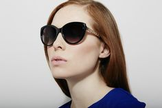Ava Sunglasses - Ava – the style queen with a bite as harsh as her bark. She's strong, sharp and has it all. Ava is friend you want in your corner – the friend who has all the answers and knows it. She's a class act, and she doesn't have to shout about it – her style does all the talking. You'll find her sipping artisanal coffee and dining in luxury hotspots before the reviewers have brought the try-hards in to ruin them.