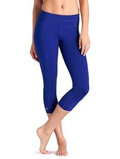 Sonar Capri - Our super sleek, wicking Velocitek® capri with a beyond-flattering fit for your every run and training session.