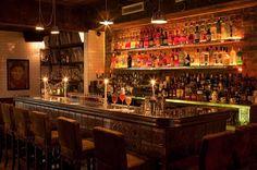 Clarence hotellin Octagon baari, Dublin. © Clarence Hotel