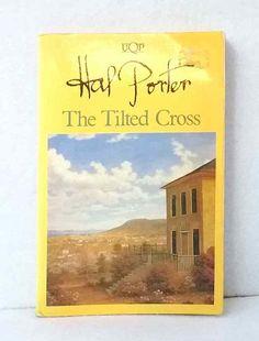 The Tilted Cross by Hal Porter used paperback memorable Australian novel Sleepy Bear, Literary Fiction, Price Sticker, How To Memorize Things, Novels, Australia, Books, Ebay, Libros