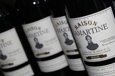Château  Lamartine, Castillon Côtes de Bordeaux, Maison Lamartine Wine Range (Côtes de Bordeaux) @Chris Fortin Bordeaux, Drinks, Canisters, Wine, House, Drinking, Drink, Bordeaux Wine, Beverage
