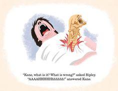 R-Rated Classics into Pixar Style Art | Abduzeedo | Graphic Design Inspiration and Photoshop Tutorials
