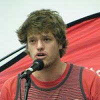 Pieter Odendaal is a poet and project manager of the InZync Poetry Sessions, monthly multilingual poetry nights organised in Stellenbosch. He is currently doing his Masters in Sustainable Development, focusing on the potential of poetry to contribute to socio-cultural transformation. He also facilitates poetry workshops in high schools in and around Cape Town.