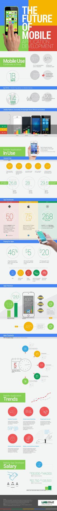 The future of mobile application development.