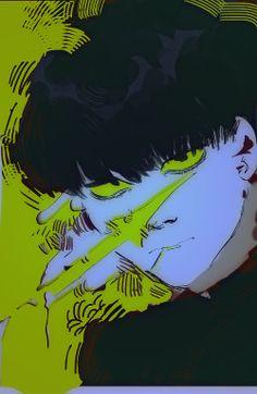 Aesthetic Art, Aesthetic Anime, Art Sketches, Art Drawings, Manga Anime, Anime Art, Character Art, Character Design, Arte Cyberpunk