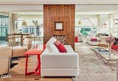 Detalhes do Céu: O novo apartamento de Deborah Roig