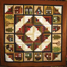 Quilting by the Bay: House Hunting Block of the Month!
