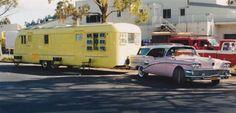 1953 Studebaker Wagon | 1958 Buick Caballery Station Wagon Classic Car Photo