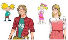 Nickelodeon Kids All Grown Up © Celeste Pille