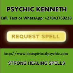 Social Media Spiritual Psychic Healer Kenneth, Call, WhatsApp: serves clients worldwide with Online Spiritual Healing, Psychic Readings, Palm Reading… Spiritual Healer, Spiritual Guidance, Spirituality, Spiritual Life, Psychic Love Reading, Love Psychic, Psychic Text, Lost Love Spells, Powerful Love Spells