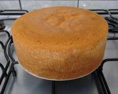 Segredos do pão de ló Portuguese Desserts, Portuguese Recipes, Sweet Recipes, Cake Recipes, Dessert Recipes, Diy Cake, No Bake Cake, Yummy Cakes, Cupcake Cakes