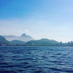 Adoro essa foto! #riodejaneiro #mar #praia #instatravel #ocean #cidademaravilhosa #Brasil #Brazil #Sourbbv #ReceitinhaseViagens