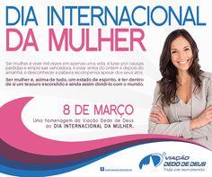 Arte pelo Dia Internacional da Mulher - 2015