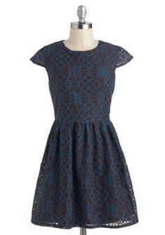A Pebble's Throw Dress, #ModCloth $34.99
