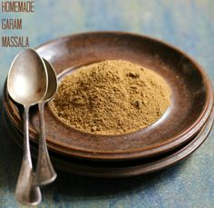 Merry Tummy: Homemade Garam Massala, Indian Spice Mix
