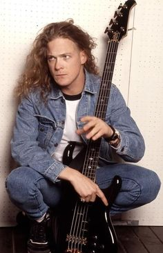 #Jason Newsted Always and forever my fav bassist