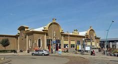 Monumentera - Locatie - Station Vlissingen
