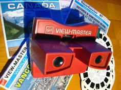 Old Toy, VIEW-MASTER