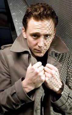 Tom Hiddleston (Loki-The Avengers, Thor)