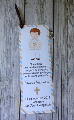 Tarjetitas de Regalo para comunionbautizo por GUGUKIDSDESIGN Baptism Cards, Ideas Para Fiestas, First Holy Communion, Scrapbooks, Projects To Try, Baby Shower, Christmas Ornaments, Holiday Decor, Birthday
