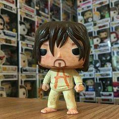 Daryl Dixon, Captive of the Saviors, Custom Funko Pop Figure