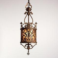 Antique Spanish Revival Lighting Mediterranean Chandeliers Nashville Preservation Station