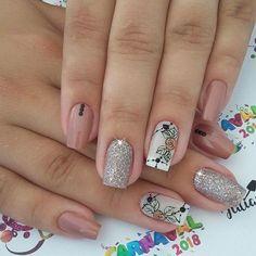 Look at these natural nails. Acrylic Nail Designs, Nail Art Designs, Acrylic Nails, Manicure Colors, Gel Manicure, Manicure Ideas, Nail Nail, Mani Pedi, Nail Ideas