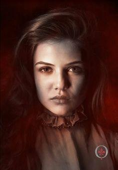 Danielle Campbell; Davina Claire : Photo