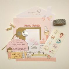 Dear Betul | Sincerely, E. 219th PL #snailmail #letter #stationery #mail #happymail #paper #washi