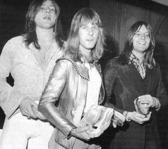 La Santisima Trinidad del Rock Sinfonico... Ladies and Gentleman; Emerson, Lake & Palmer! ENJOY!