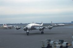 [c/n 2077] [oct46-1965] [L049] Lockheed Constellation [N90815] [Eastern Air Lines] [leasing dec56-may57]