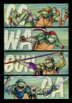 Cowabunga by ~Nid0deviantart on deviantART