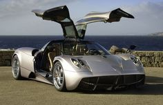 Pagani Huayra! $1.3 million dollars is it worth it? if you can afford it then yes!