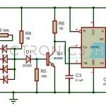 Cell Phone Detector Circuit Circuit diagram Circuits and