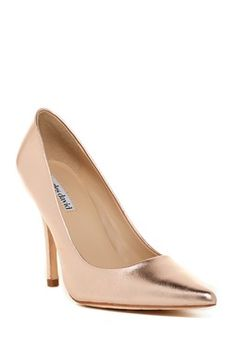 cfe518317d00 Charles David Sway 2 Pump Rose Gold Pumps
