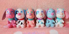 Tyco/ Ideal Nursery Little Rub a Dub Doggie Collection
