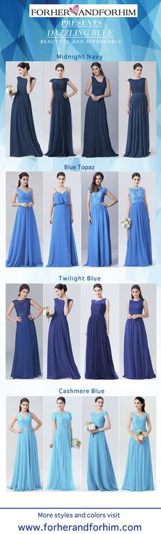 One of our most popular color is blue color! FHFH is 7 years old and we are having up to 30% off on all dresses. SHOP NOW!!