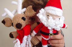 Sol de Noche {deco crochet}: Christmas is Coming